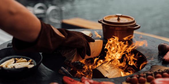 Cuisiner en extérieur est bien plus qu'un simple barbecue